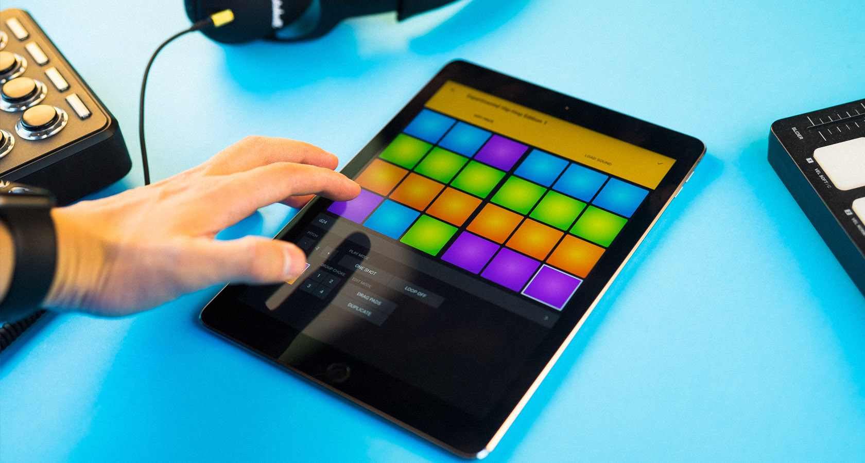 Drum Pads 24| Free app for iOS and Android
